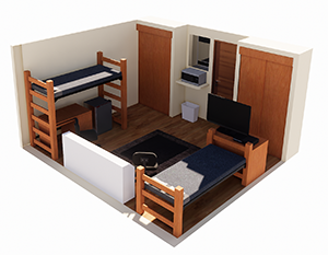 Riley Room Rendering