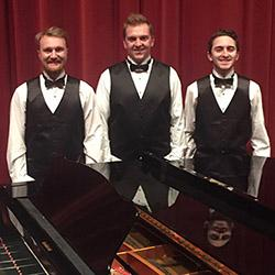 NDSCS All-Collegiate Choir members